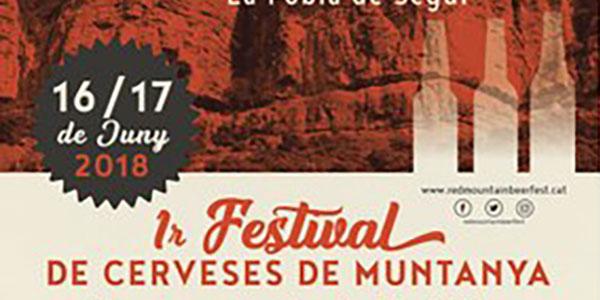 Festival de cervesa artesana - Boris al Red Mountain beer Fest